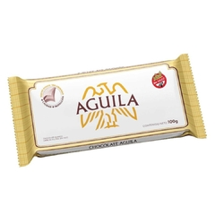 Chocolate Aguila Blanco x 100gr