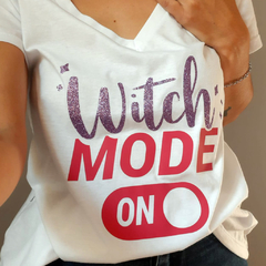 Remera Witch color - comprar online