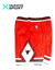 Short de basquet Chicago Bulls adulto rojo en internet