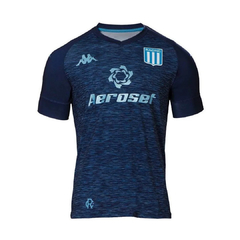 Camiseta suplente azul Racing Club 2021