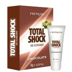 Total Shock Chocolate - Beijavel e Eletrizante