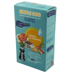 Simple Dog Filhotes 440g