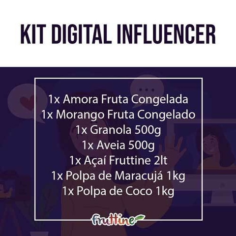Kit Digital Influencer