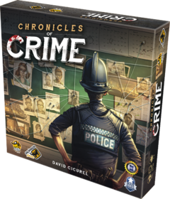 Chronicles of Crime (pré-venda)