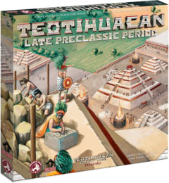Late Preclassic Period - Expansão Teotihuacan + Promos