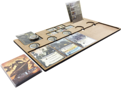 Kit Dashboard para Mage Knight - SEM CASE