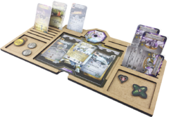 Imagem do Kit Dashboard para Sword And Sorcery - 5 unidades - COM CASE