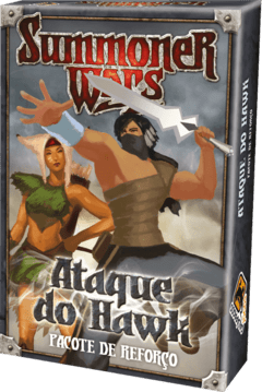 Ataque Do Hawk - Expansão Summoner Wars