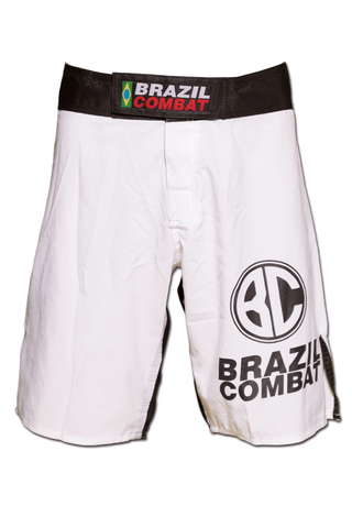 Grappling Short Basic IBJJF Branco