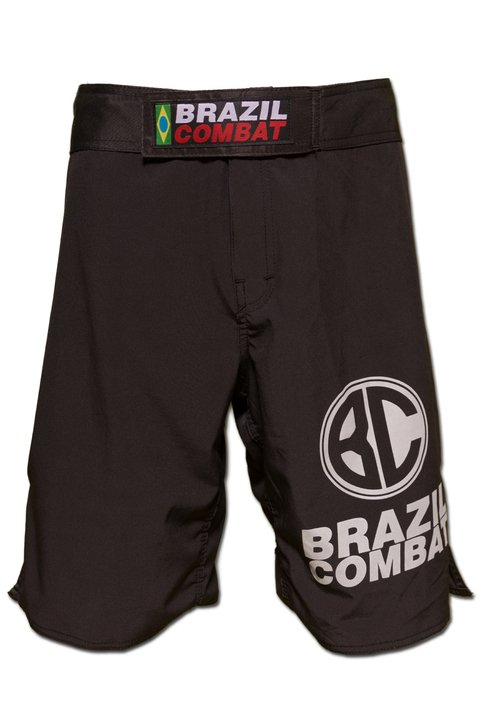 Grappling Short BC IBJJF Preto