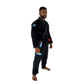 Kimono Make Weight Preto na internet