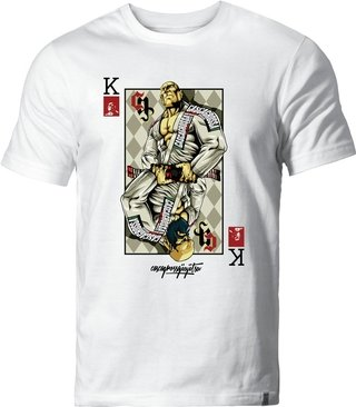 Camiseta  Baralho - XGG / XXGG (Exclusiva on Line)
