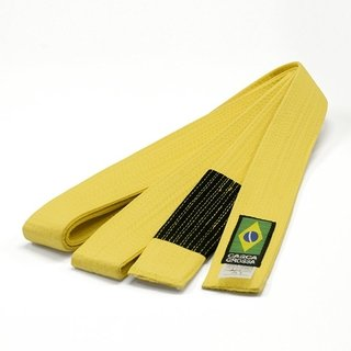 BELTS YELLOW BJJ
