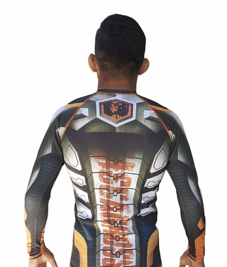 RASH GUARD R1 - Casca Grossa Wear