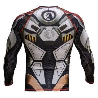 RASH GUARD _ ROBOT na internet