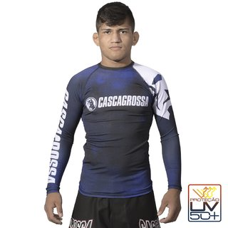 RASH GUARD BLUE