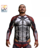 RASH GUARD _ ROBOT - Casca Grossa Wear