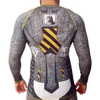 RASH GUARD STEEL na internet
