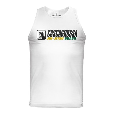 TANK TOP GRAND PRIX WHITE