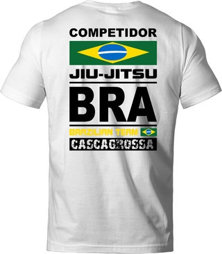 Camiseta Seleção( Exclusiva on Line ) - Casca Grossa Wear