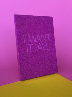 Paleta I want it all - tienda online