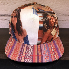 Gorra Flat Fitty (I25259)