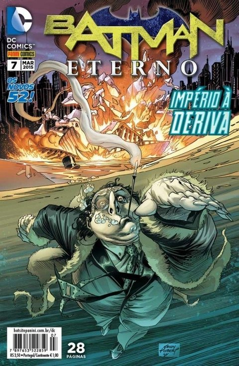 Batman Eterno vol 7