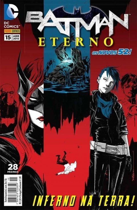Batman Eterno vol 15