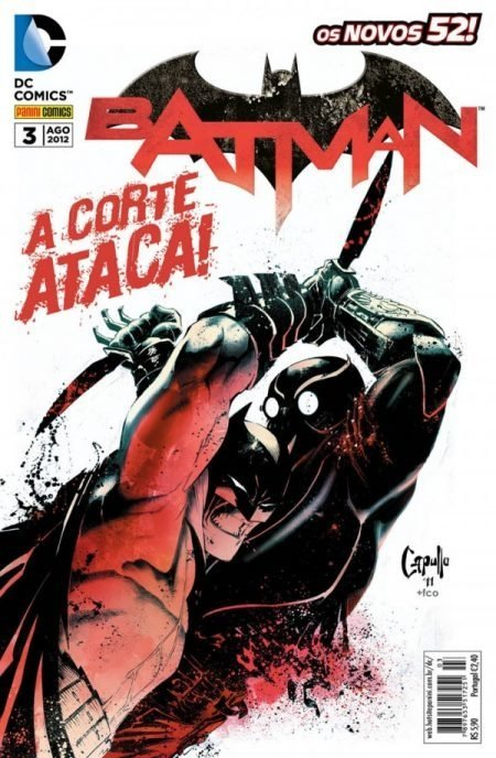 Batman Novos 52 vol 3