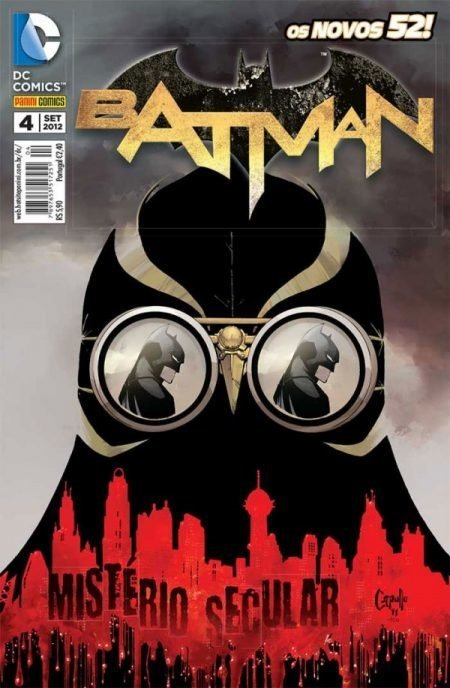 Batman Novos 52 vol 4