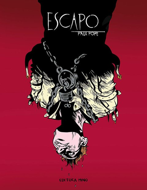 Escalpo, de Paul Pope