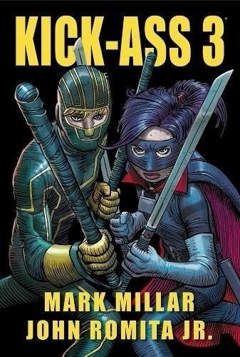 Kick Ass vol 3, de MarK Millar - Importado