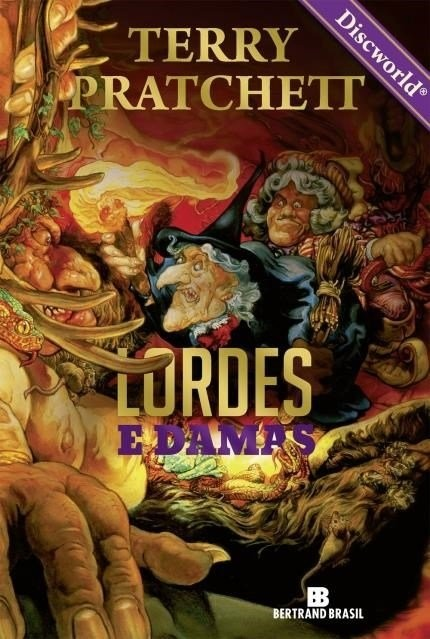Lordes e Damas, de Terry Pratchett - Série Discworld