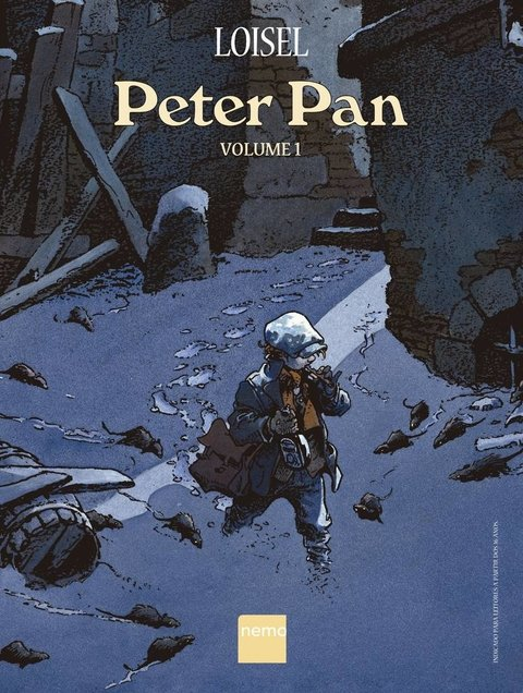 Peter Pan - Volume 1, de Loisel