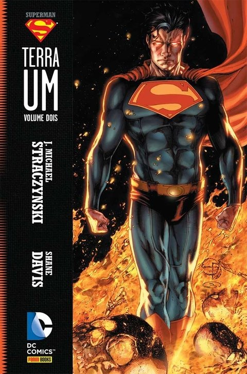 Superman Terra Um vol 2, de J. Michael Straczynski
