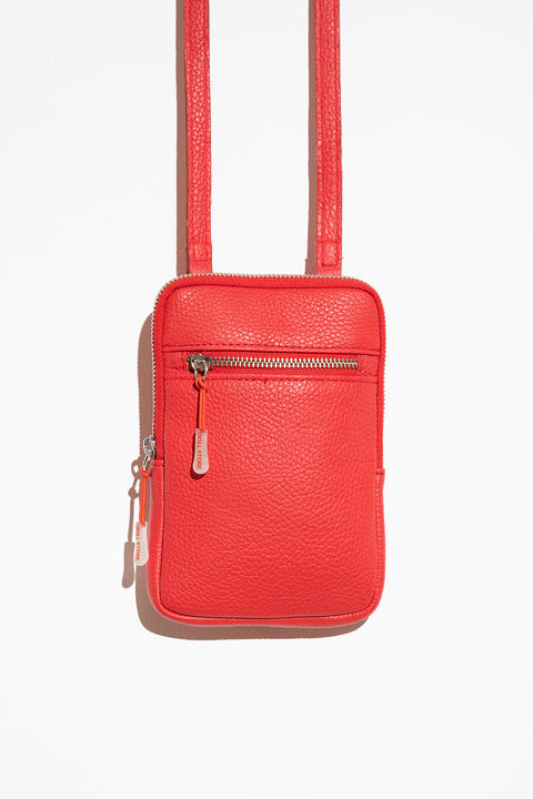 Mini Bag Sunset rojo