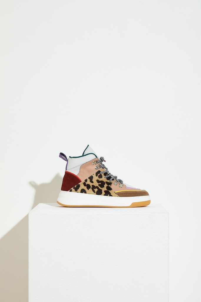 Zapatillas Marshall animal