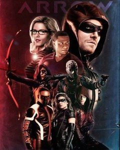 Arrow 6ª Temporada - comprar online