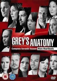 Grey's Anatomy 7ª Temporada