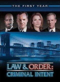 Law & Order: Criminal Intent 1ª Temporada
