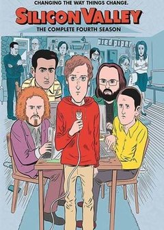 Silicon Valley 4ª Temporada - comprar online
