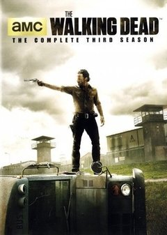 The Walking Dead 3ª Temporada - comprar online