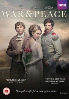 War and Peace (Guerra e Paz) BBC Minissérie