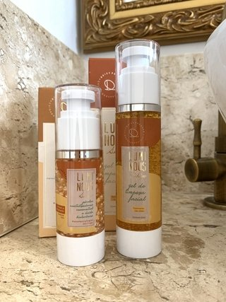 Kit Luminous Skin- Pérolas vcto 10/21