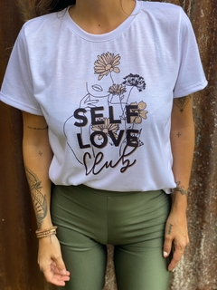 Remera self love club