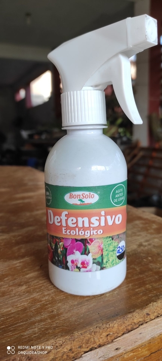 Defensivo ecológico bonsolo  200ml
