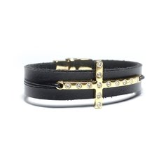 Pulseira Cross Golden na internet