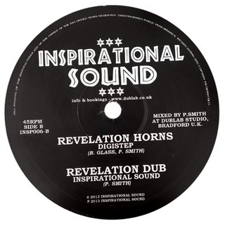 "10"" Sandeeno/Digistep - Revelation Time/Revelation Horns [VG+] - comprar online"