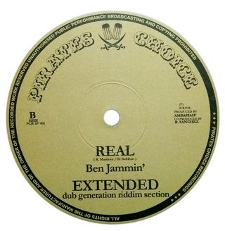 "10"" Sugar Minott/Benjammin - Time To Know/Real [NM] - comprar online"