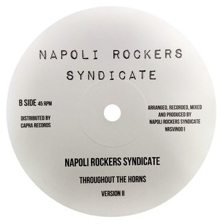 "12"" Ken Boothe & Napoli Rockers Syndicate - Throughout The Moonlight [NM] - comprar online"